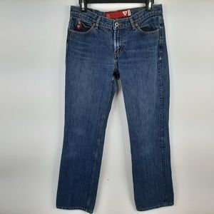 Guess Jeans Women's Jeans Size 29 Blue EB1